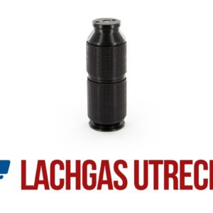 Lachgas Cracker