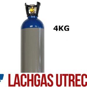 lachgas tank 4kg utrecht