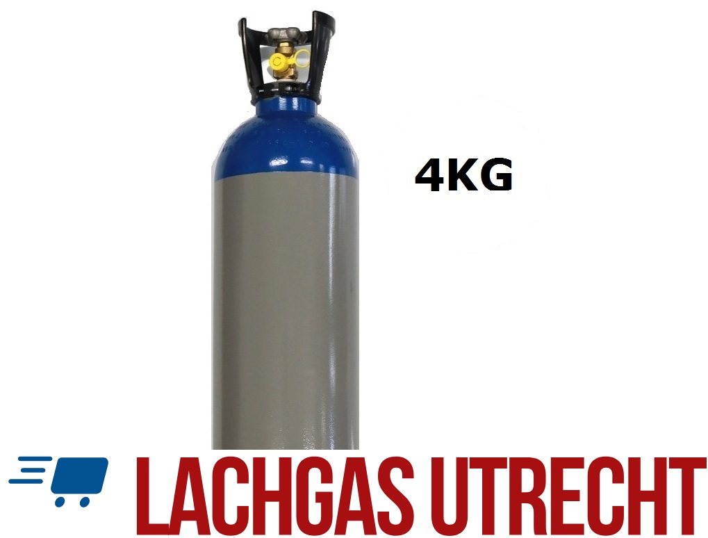 Lachgas Tank 4kg